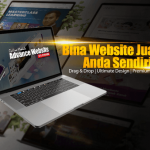 bina website jualan - lernify